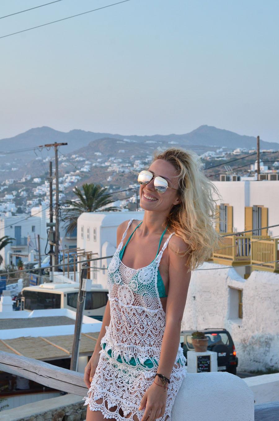 Mikonos - moje iskustvo / Mykonos Through My Lens / Stasha Fashion and travel Blog