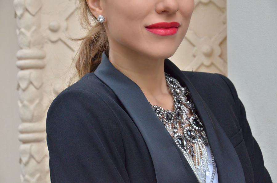Stricking Necklace / Stasha Fashion by Anastasija Milojevic